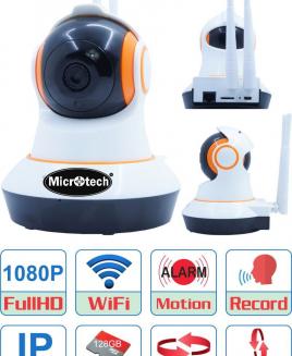 Camera Microtech  HD6605B ( Wifi 2MP/H.265X )
