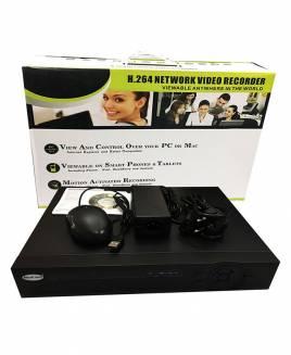 Đầu ghi hình IP N8624FE