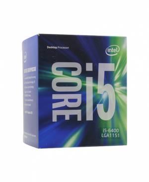 Bộ vi xử lý Intel Core i5 6400 (2.7Ghz) SK 1151