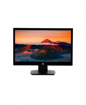 Màn hình máy tính LED HP 18.5inch HD- Model 19US (Đen)