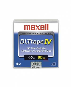 Maxell DLT IV - 80GB Limited Lifetime D88/1800 183270