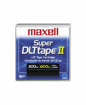 Maxell SDLT II - 600 GB Limited Lifetime SDLT2/2100X 183715