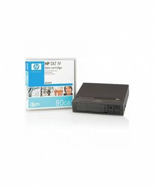 HP DLT IV Data Cartridge - 40/70/80 GB Limited Lifetime C5141F