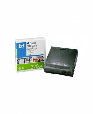 HP Super DLT - 220/320GB data cartridge Limited Lifetime C7980A