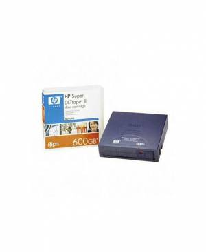 HP Super DLT II - 600GB data cartridge Limited Lifetime Q2020A